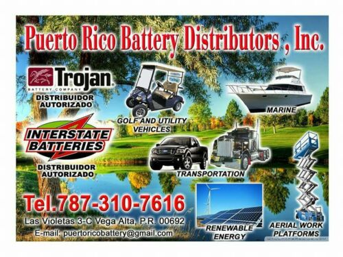 Puerto Rico Battery Distributors, Inc.