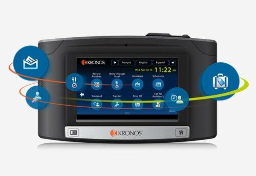 Sistemas Kronos para:  • Tiempo y Asistencia • Recursos Humanos y Nómina • Manejo de Ausentismo • Manejo de Horarios • Terminales biométricos para ponchar