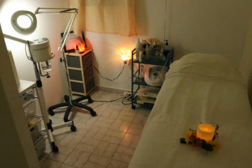 • Salón de belleza, barbería, spa