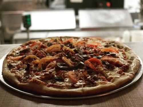 Roma Pizzería y Rest.