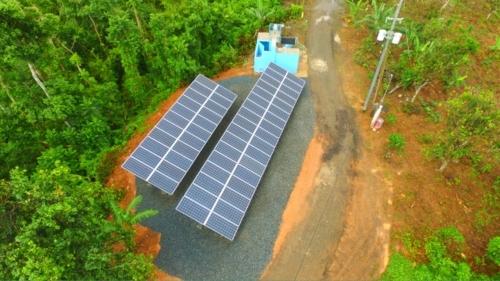 """""""Distribución de materiales eléctricos, iluminación y equipo solar."""""""