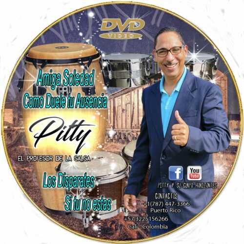 Pitty y su Grupo Horizontes (El Profesor de la Salsa)