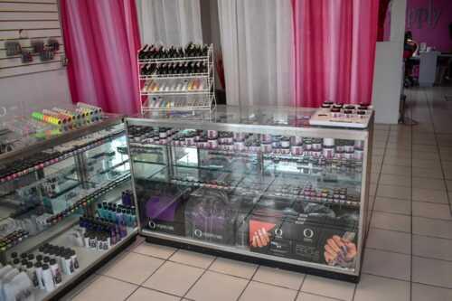 Full Set - Retoque - Relieve - Encapsulado - Manicura - Esmalte en Gel - Distribuidor de organic nails