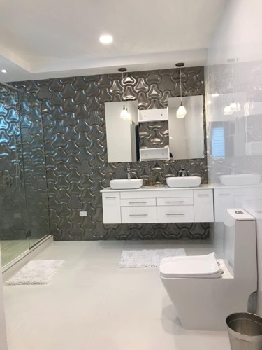 Extensive variety of tiles and tiles of high quality to make your home or office. Our competitive prices adjust to all types of budgets. Visit us at the store of your choice: Aguada Tel. (787) 868-4981, Aguadilla Tel. (787) 882-0266, Camuy Tel. (787) 820-5582, Mayaguez Tel. (787) 832-5966, Hatillo Tel. (787) 431-0836 and our most recent store in the Town of Ponce Tel. (787) 451-5737.