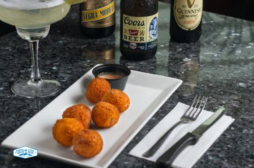 La mejor comida criolla del área norte. Disfrute de nuestros diferentes cortes de carnes, mofongos rellenos y mariscos.