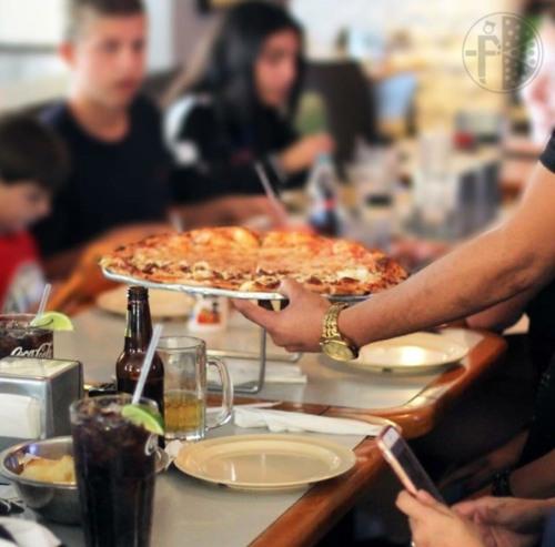 Pizza  Restaurantes Pizzerías Restaurantes - Tipos De Comida - Italiana