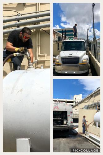 Ofrecemos Servicios de Venta de Diesel, Abastecimiento de Generadores Comerciales, Mantenimiento de Generadores Eléctricos , Entrega de Agua potable y tanques de agua.
