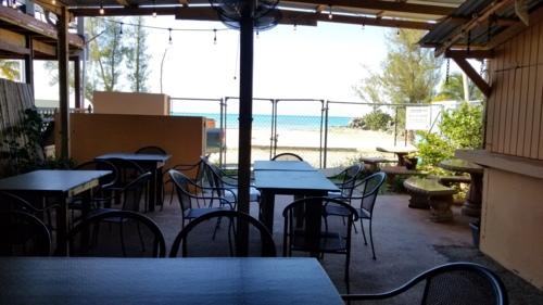 • Carry out • Catering • Terraza al aire libre con vista al mar