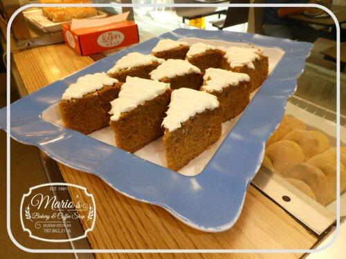 •panadería •bizcochos •comida criolla •sopas •catering •sandwiches