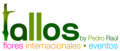 Tallos by Pedro Raul