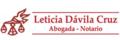 Lcda. Leticia Dávila Cruz
