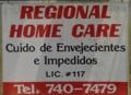 Regional Home Care