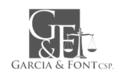 García & Font CSP