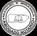 Lcdo. Manuel E. Miranda Rivera