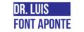 Dr. Luis Font Aponte