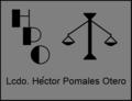 Lic. Héctor A. Pomales Otero Abogado-Notario