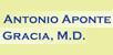 Antonio Aponte Gracia M.D.