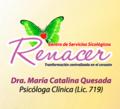 Centro de Servicios Sicológicos Renacer / Dra. María Catalina Quesada