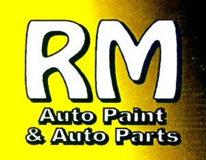 RM Auto Paint and Auto Parts