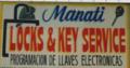 Manati Lock's Key Service