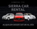 Sierra Car Rental