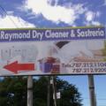 Raymond's Dry Cleaner y Sastrería