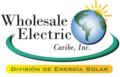 Wholesale Electric Caribe Inc.-División de Energía Solar