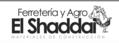 Ferretería El Shaddai