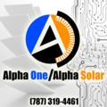 AlphaOne Security y AlphaSolar Solutions / Vendedor Independiente o Consultor Independiente
