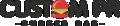 Custom Burger PR Bar