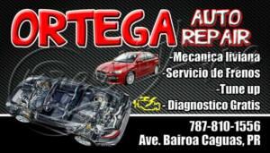 Ortega Auto Repair