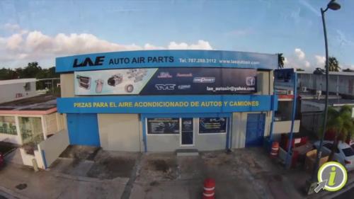 LAP Auto Air Parts | Infopáginas