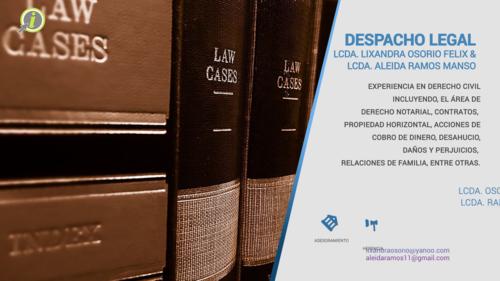 Despacho Legal Lcda. Lixandra Osorio & Lcda. | Infopáginas