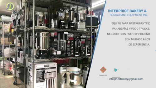 Interprice Bakery & Restaurant Equipment Inc    Infopáginas